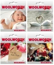 Gutscheine bei Woolworth