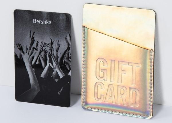 Bershka Geschenkarte