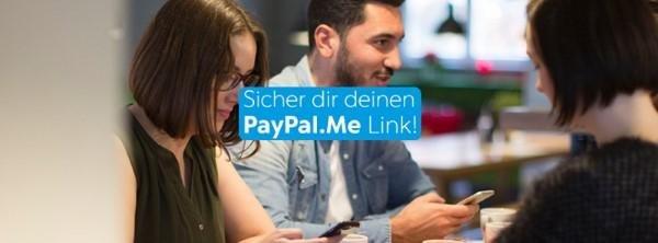 PayPal.Me erklärt