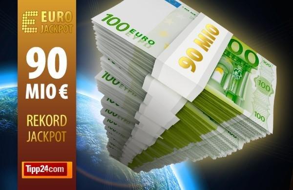 Der EuroJackpot