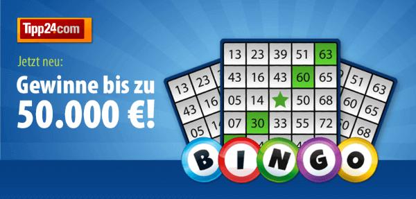 Bingo bei Tipp24