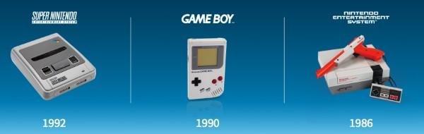 Nintendo Geschichte - SNES, Game Boy und NES