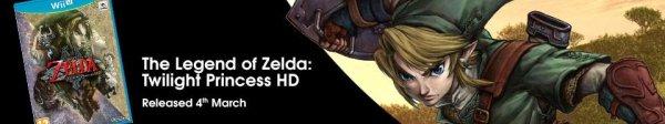 Zelda für die Wii U