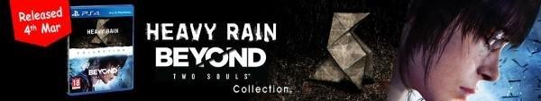 PS4 Spiel Heavy Rain
