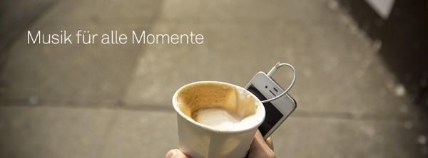 Spotify Online - Musik für alle Momente