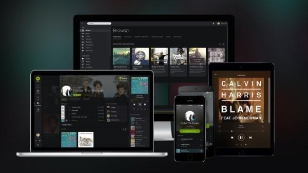 Spotify für alle Geräte