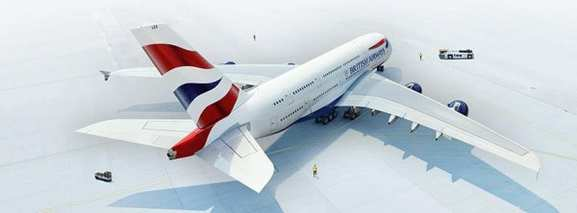 british airways fluggesellschaft