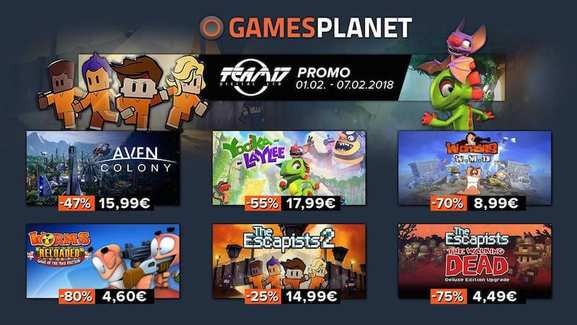 Gamesplanet – steam uplay battlenet keys – mydealz