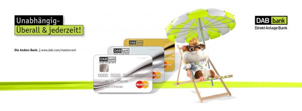 dab bank mastercard