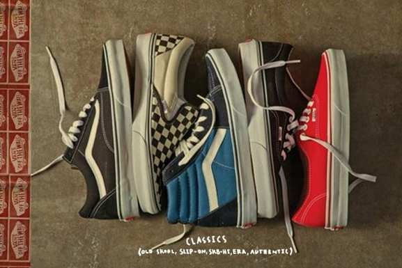 Vans Classics -SK8 Hi Era Authentic
