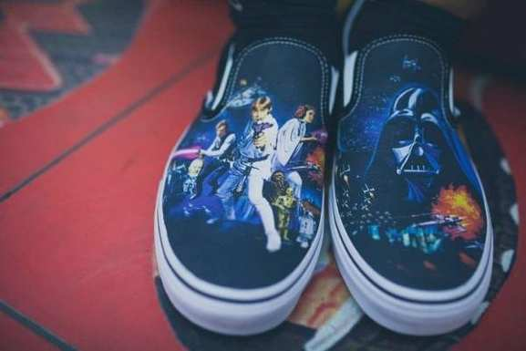Vans Star Wars Kollektion