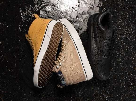 VANS Weatherized Kollektion