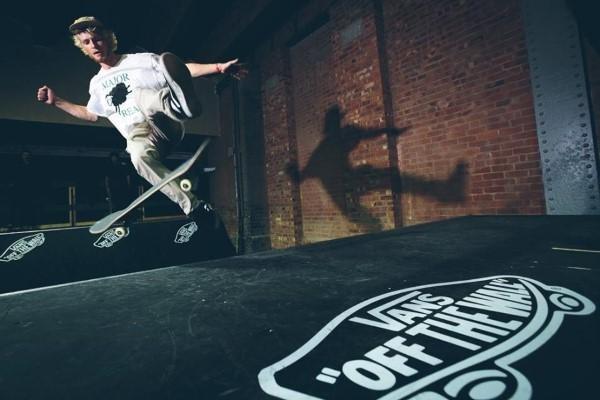 Skateboarding Schuhe von VANS