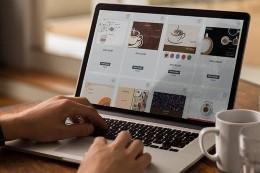 Der Vistaprint Homepage Builder