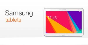 Samsung Tables