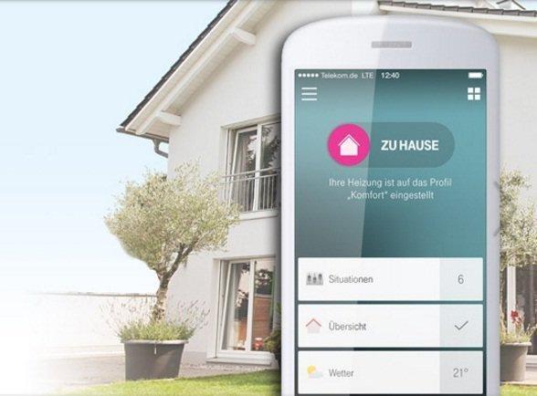 Smart Home von der Telekom