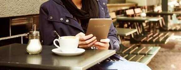 Der Tolino eBook Reader