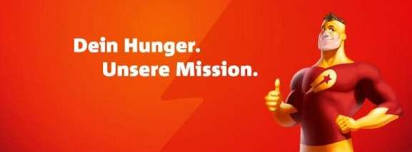 Dein Hunger - Lieferhelds Mission