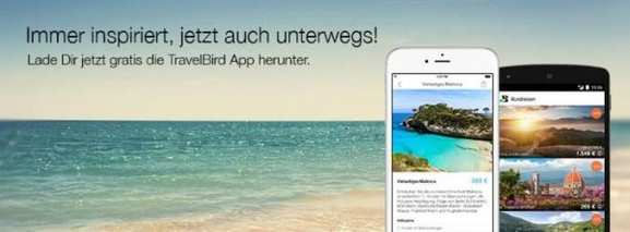 travelbird app android ios
