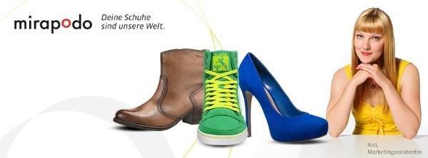 Den passenden Schuh im Online-Shop finden