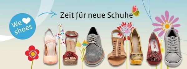Zeit für neue Schuhe