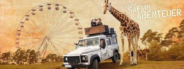 serengeti park safari
