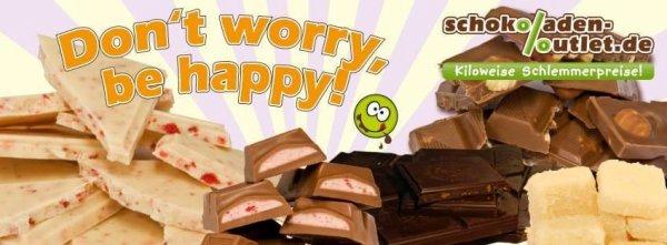 schokoladen outlet bruchschokolade