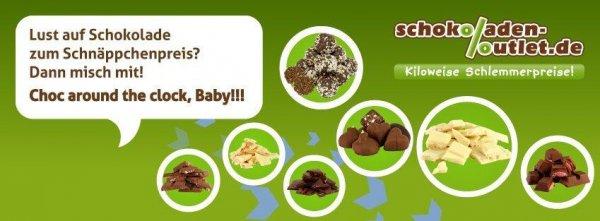 schokoladen outlet vegane weiße schokolade