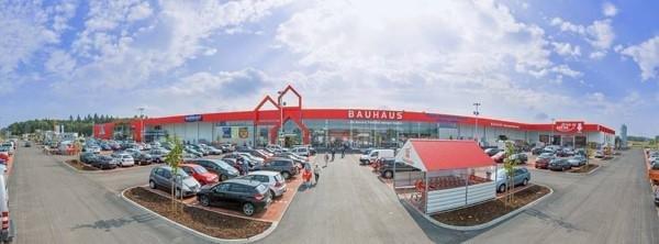 Fachcentren von Bauhaus