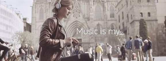 Bose Sound - Music is my
