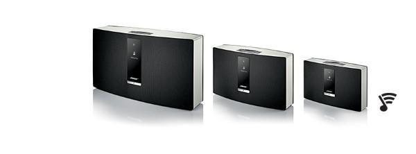 Unterschiedliche Bluetooth Speaker