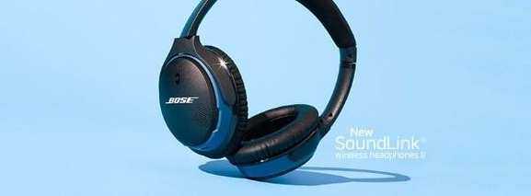 Der neue Bose SoundLink Wireless Kopfhörer