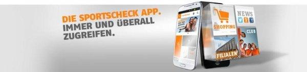 sportscheck mobile app