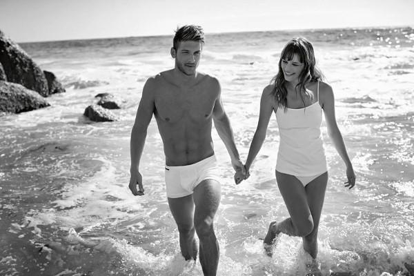 Herren und Frauen Unterwäsche