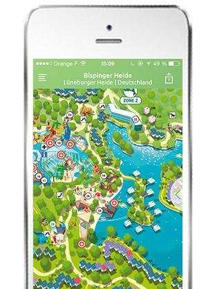 center parks app