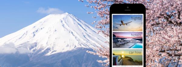 Skyscanner bietet Flug-, Hotel- und Mietwagen-Angebote an
