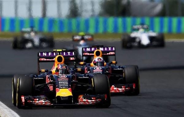 Red Bull Infiniti Formel 1