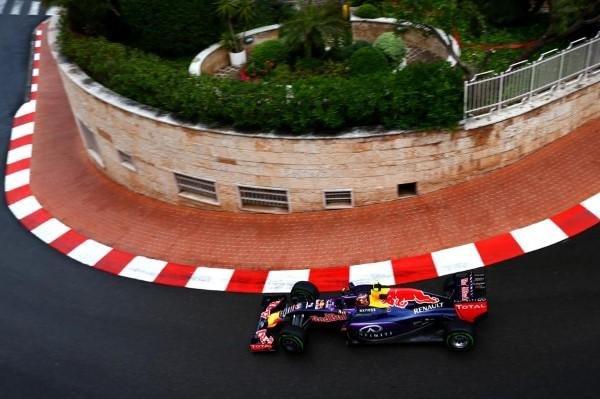 Red Bull F1 Strecke