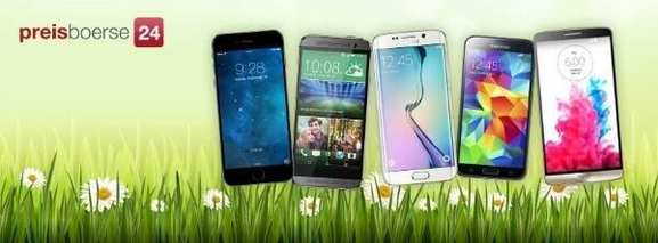 Smartphones vergleichen