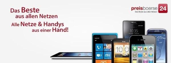 Die neuesten Handys und Tablets
