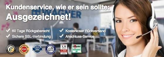 Kundenservice bei Elektroshop Wagner