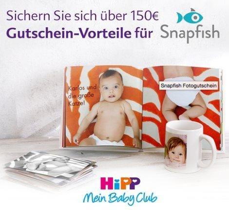 snapfish hipp babyclub