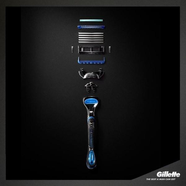 Die Technologie hinter Gillette Fusion