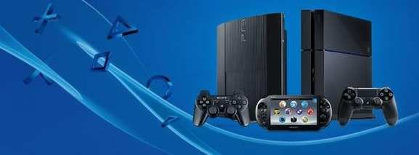 Die Playstation 3, PS4 sowie PS Vita