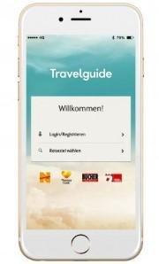 Die Mobile App von Neckermann Reisen