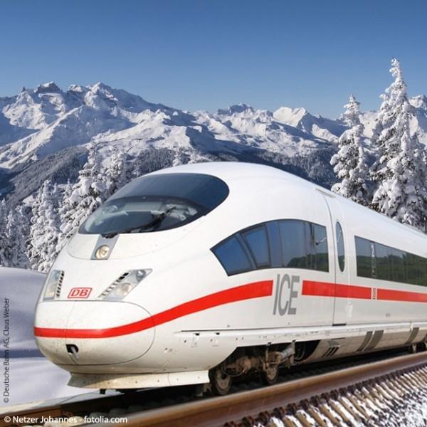 Günstige L'TUR Bahnreisen