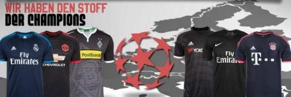outfitter fußball trikots