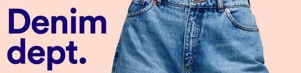 Denim dept. Jeans
