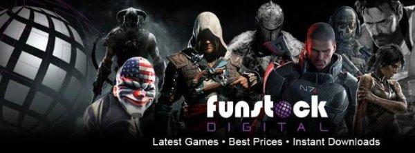 funstock digita games vorbestellen