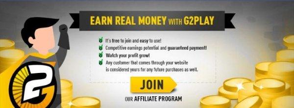 g2play cashback